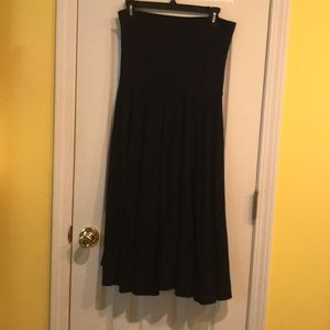 J Crew convertible dress/skirt
